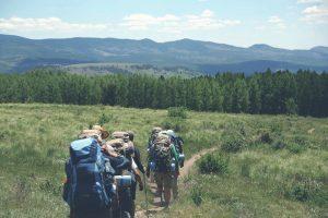 Tough Gear Hiking